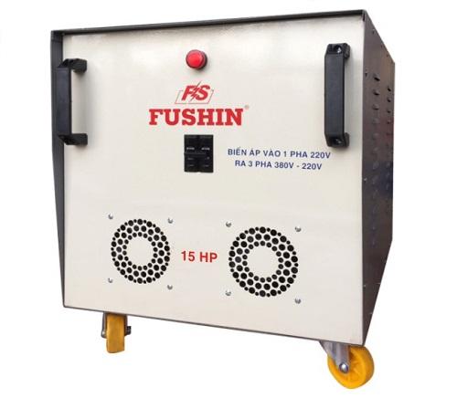 Máy đổi điện 1 pha ra 3 pha có nhiều ưu điểm